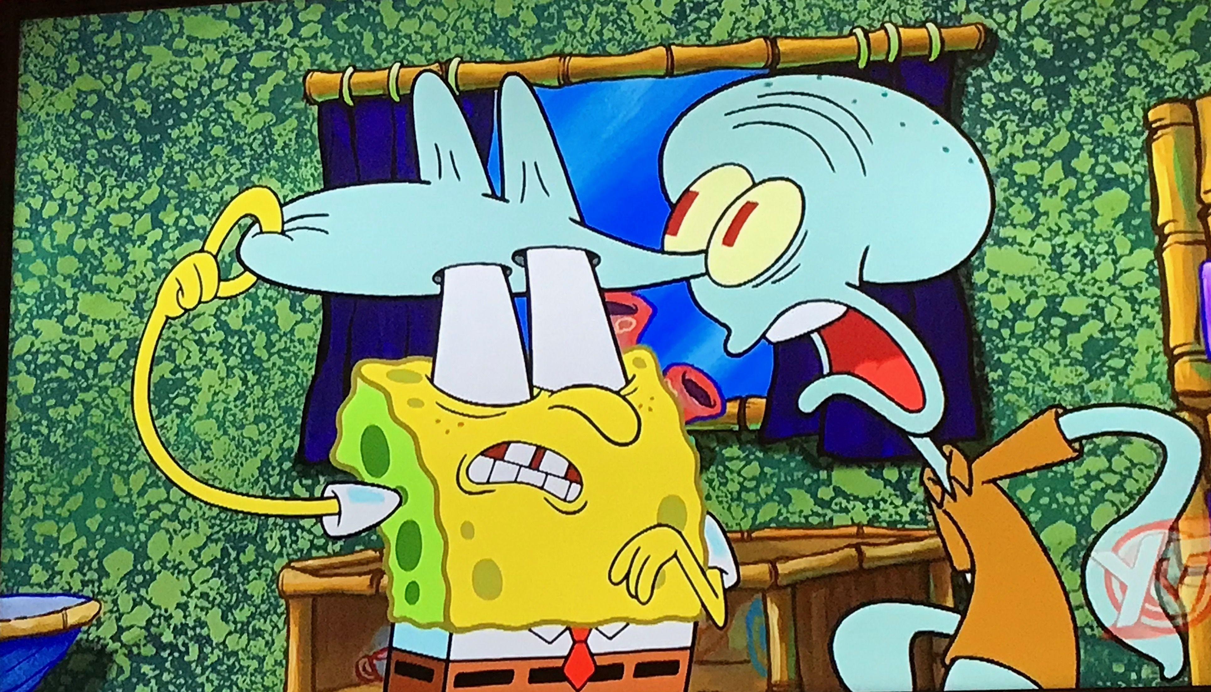 Sponge bob spongebob squarepants cursed images reaction pictures spam puppet