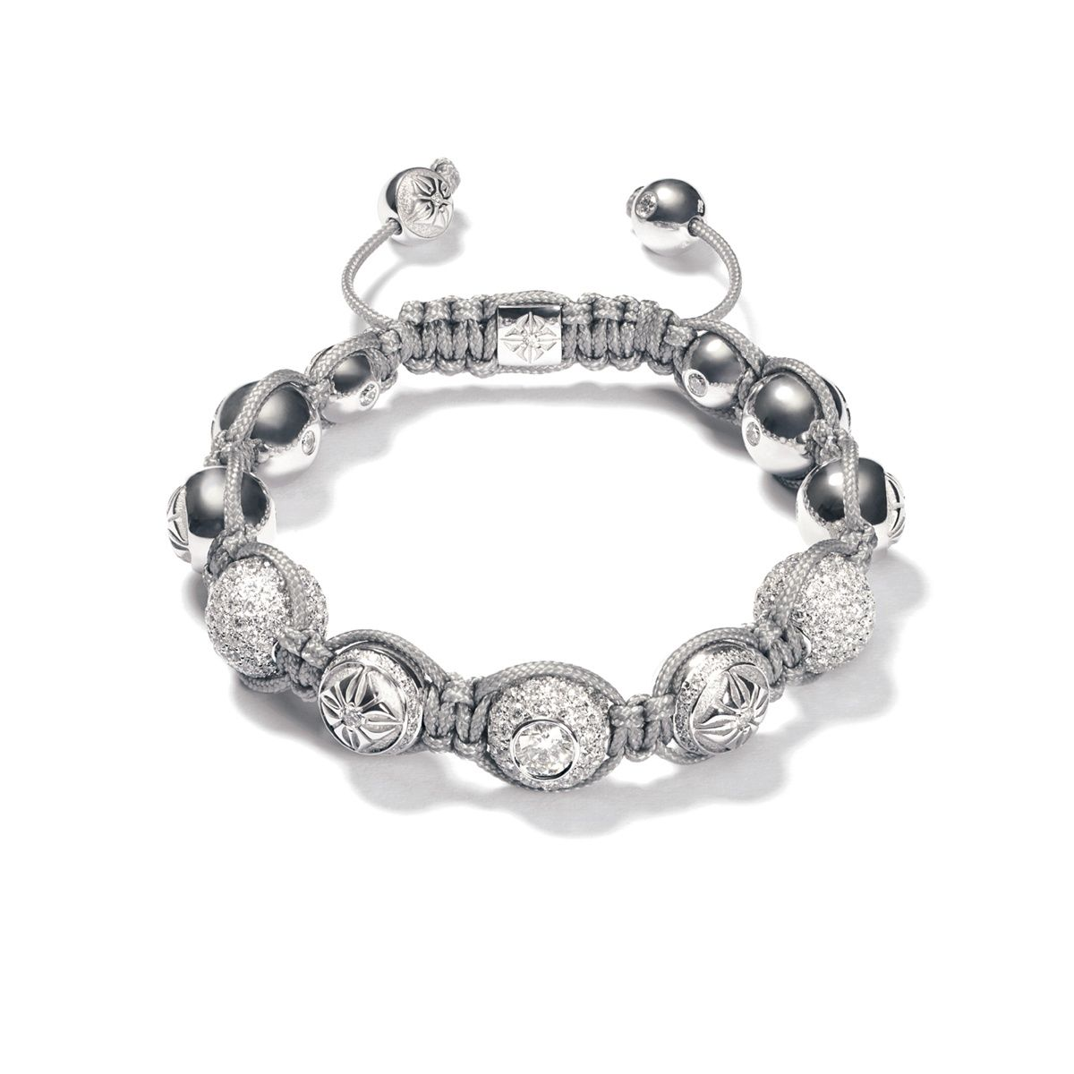 White diamond bracelet by shamballa jewels westime luxurious