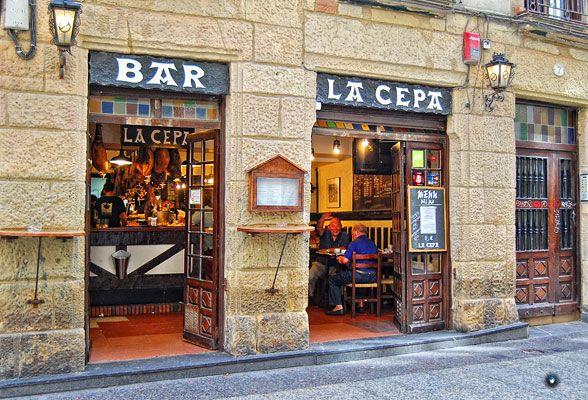 Restaurants Of San Sebastian All Countries Spain San Sebastian San