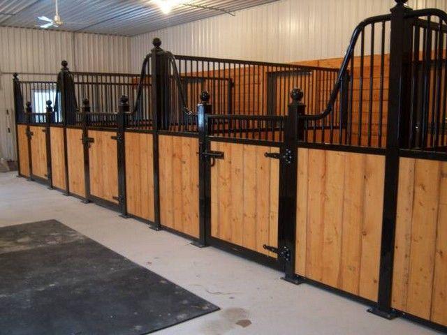 Horse Stall Design Ideas | Credainatcon.com