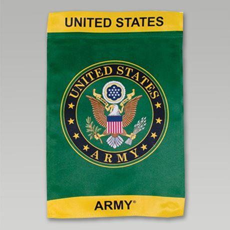 Us army symbol garden flag | 4th of July! | Pinterest | Symbols ...