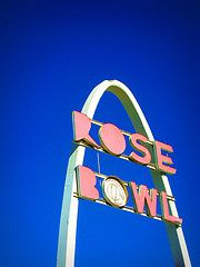 Old Rose Bowl, Tulsa, Ok. i have such great memories from place!
