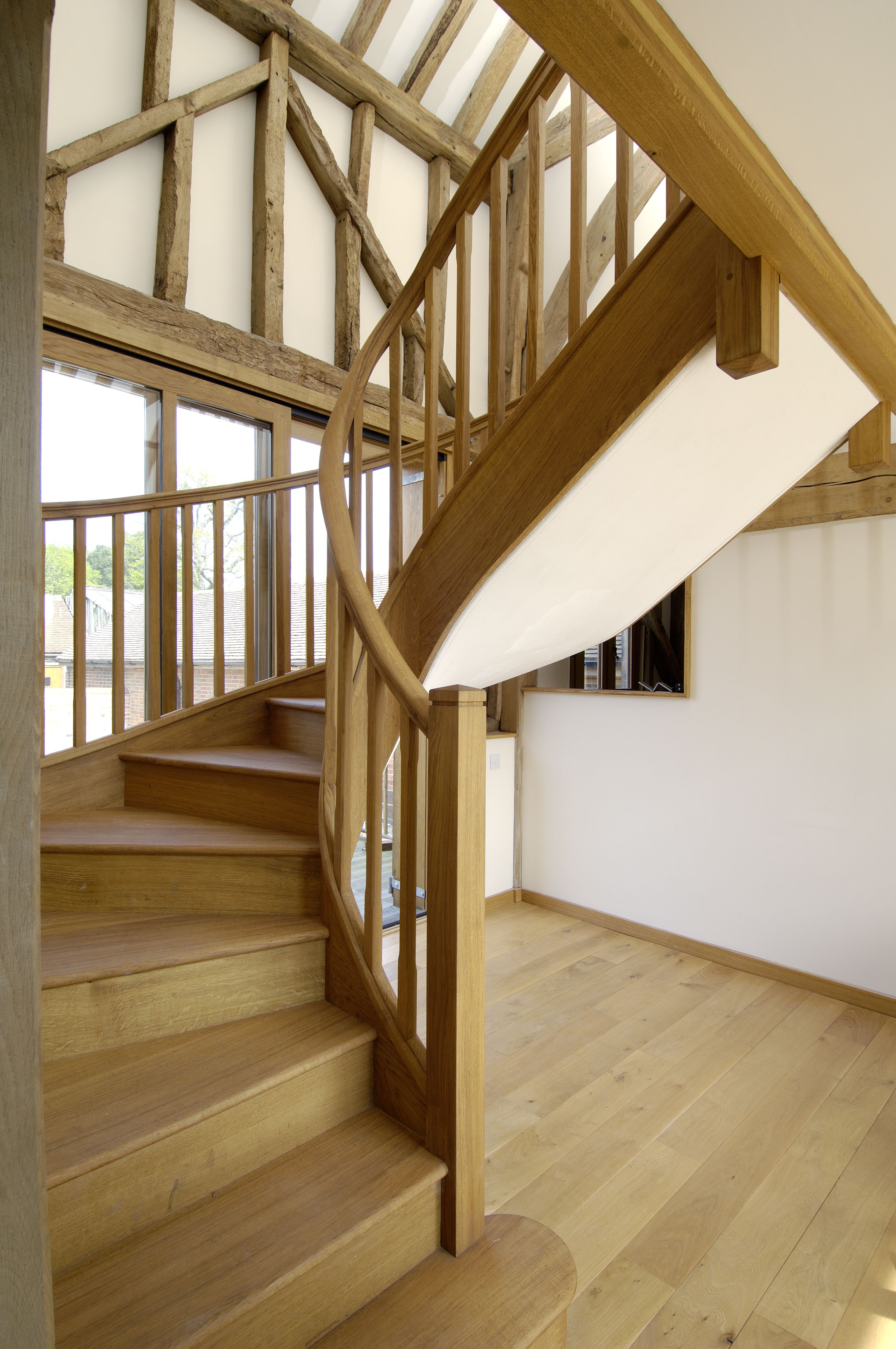 Best These Timber Winder Stairs Are A Perfect Example For Homes 400 x 300