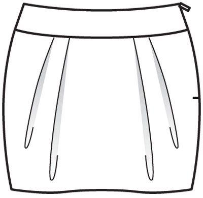 Projet En Cours En Coton Stretch Fleuri Burda Couture Facile Jupe Boule Couture Facile