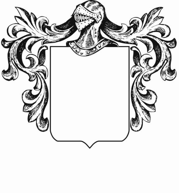 Blank Family Crest Template Cliparts Co Family Crest Template