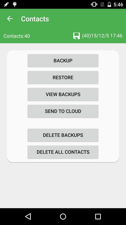 Super Backup & Restore Premium v2 2 18 Cracked Apk Download