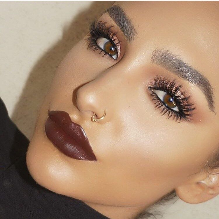 """d34bd121b4f Lilly Lashes on Instagram: """"@ash_kholm wearing NEW #LillyLashes in style"""
