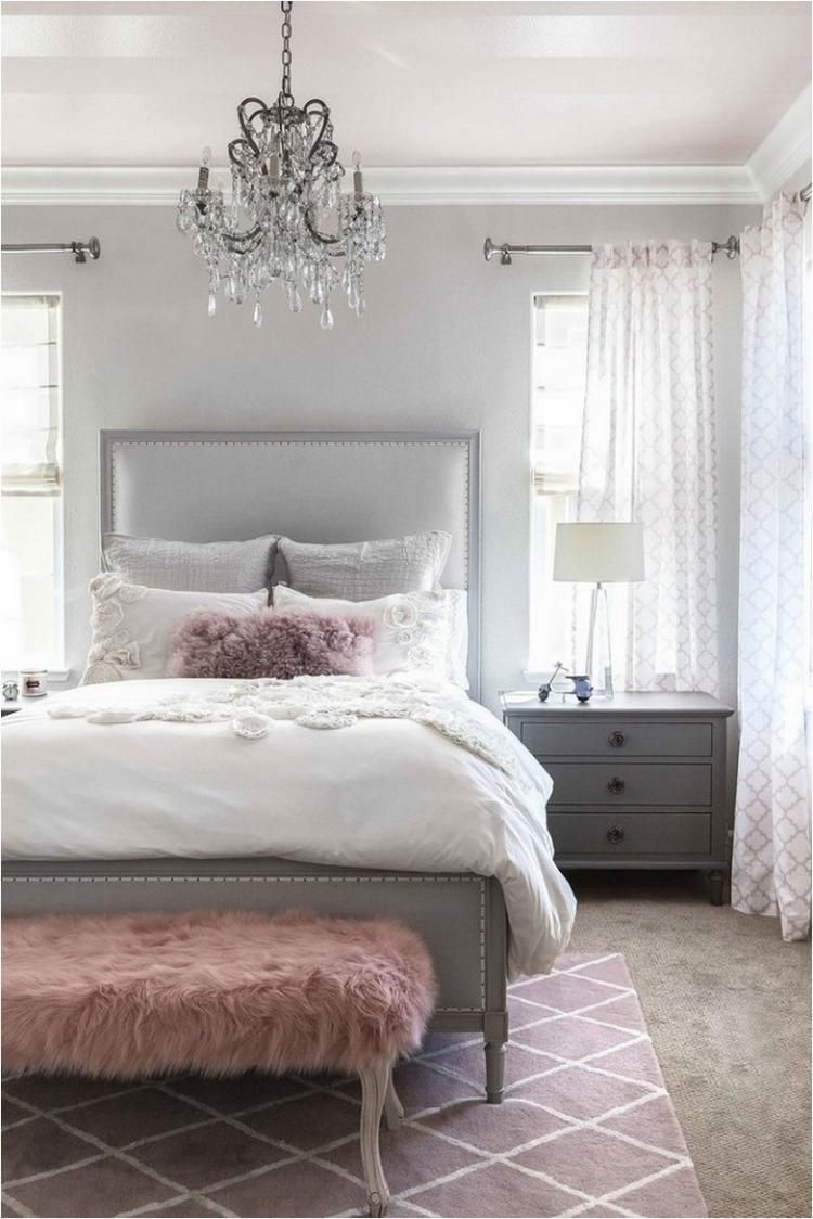 Master bedroom grey and white   Unusual White And Grey Master Bedroom Interior Design  BEDROOMS