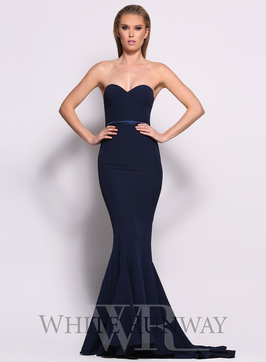 Navy arianna dress by elle zeitoune gowns pinterest floor navy arianna dress by elle zeitoune ombrellifo Choice Image