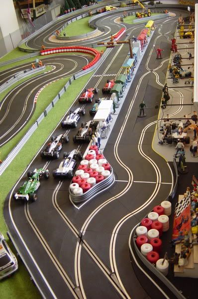 Pit Stop Auto Detailing >> user posted image   Scalextric   Pinterest   Slot, Cars ...