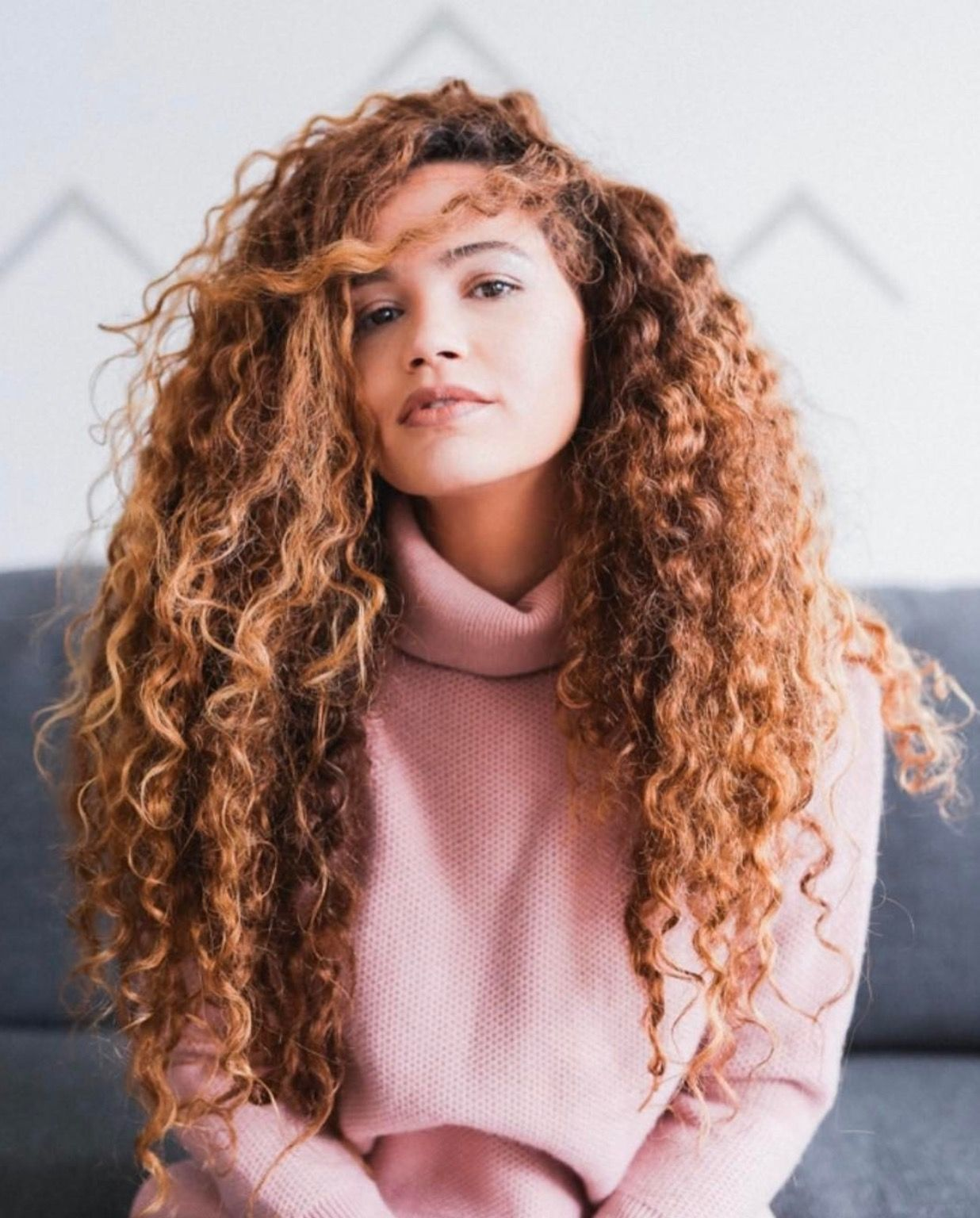 Pin by Cha on Hair Pinterest Naturally curly Hair goals and