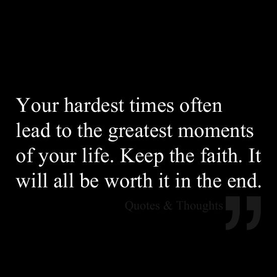 Persistence Motivational Quotes: Best 25+ Keep The Faith Ideas On Pinterest