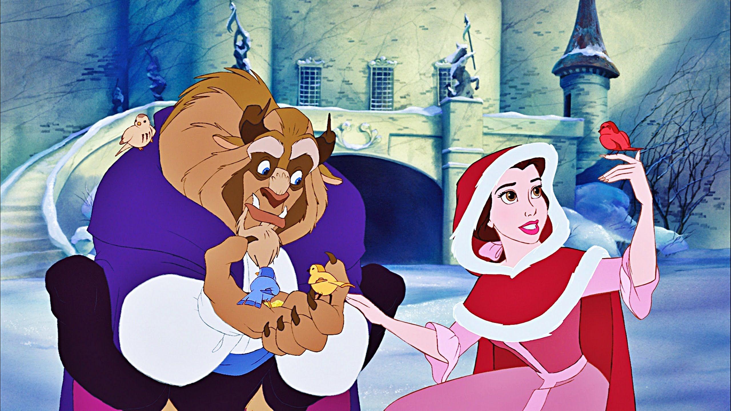 Animation movie beauty and the beast full movie cartoon for