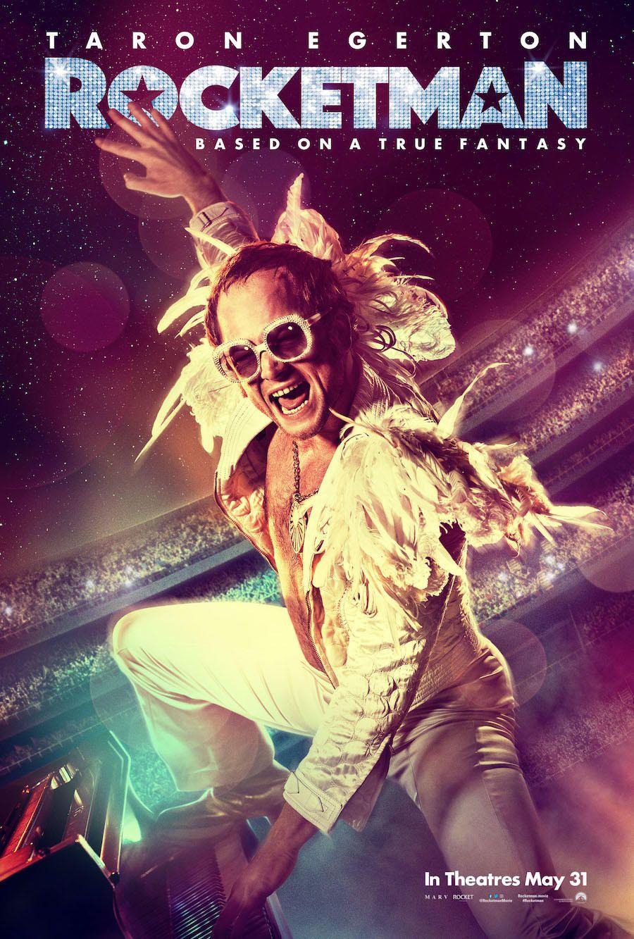 Rocketman Movie Review With Casey Filmes Completos Elton John