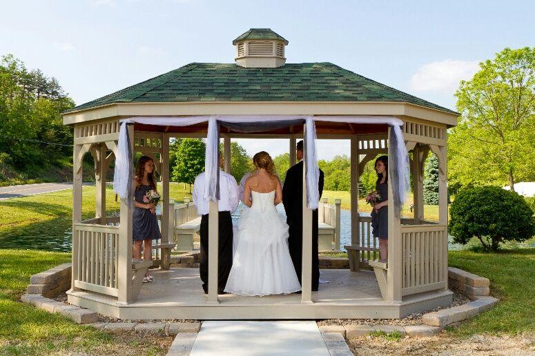 Outdoor wedding venue in PA Mona Faison Pinterest Stredisk