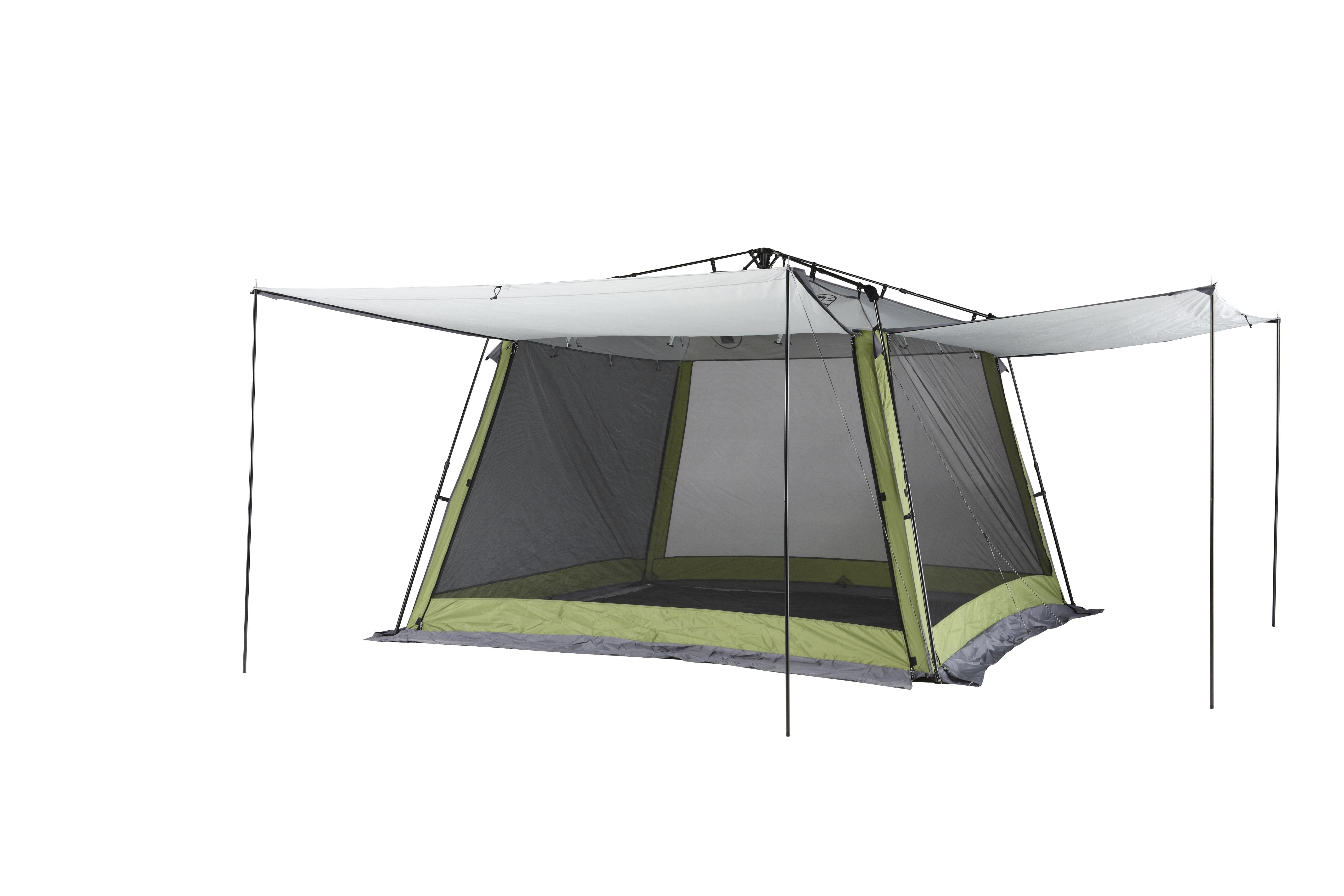 Coleman Instant Up Screen House With Awnings  sc 1 st  Pinterest & Coleman Screen House with Awnings | Inspired Glamping | Pinterest ...