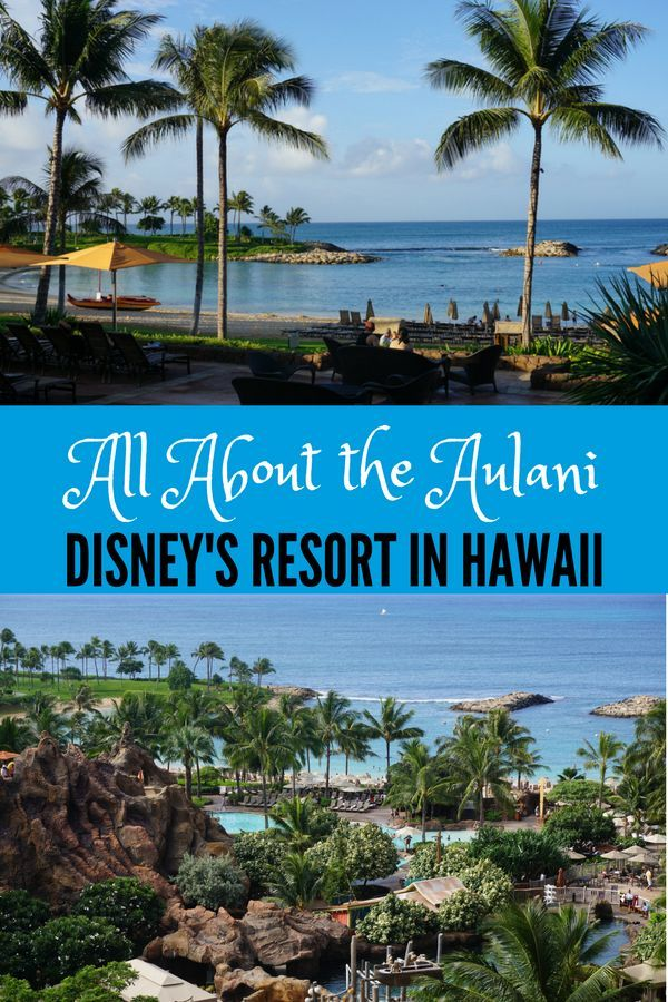 All About The Aulani Disneys Resort In Hawaii Travel