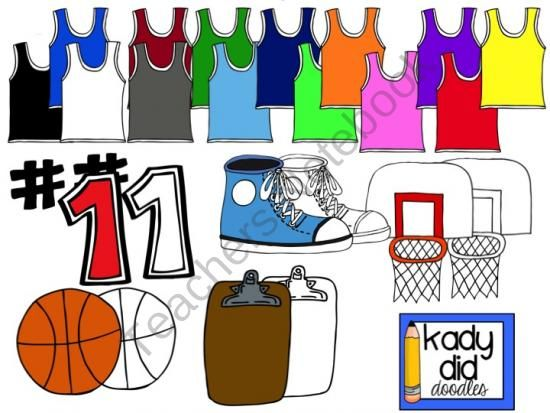 basketball clipart kady did doodles basketball clipart teaching rh pinterest co uk march madness clip art free march madness clipart 2017