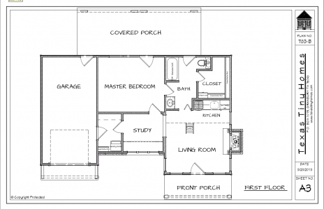 Plan 783 Texas Tiny Homes Small House Plans Little House Plans Tiny House Floor Plans
