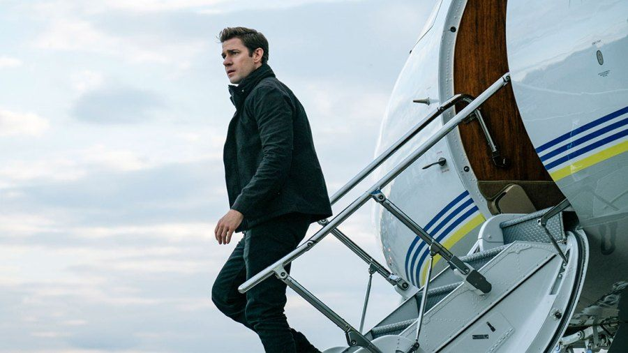 John Krasinski S Jack Ryan Workout And Training According To His
