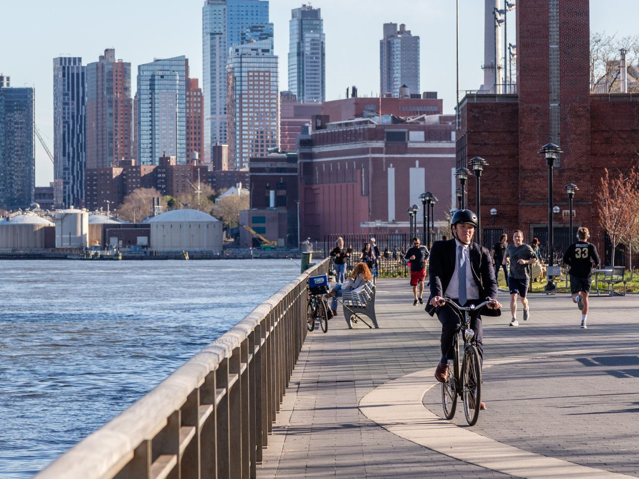 8 Best Beginner Bike Rides In Nyc Bike New York City