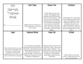 Printables Harriet Tubman Worksheets harriet tubman worksheet davezan printable worksheets vintagegrn