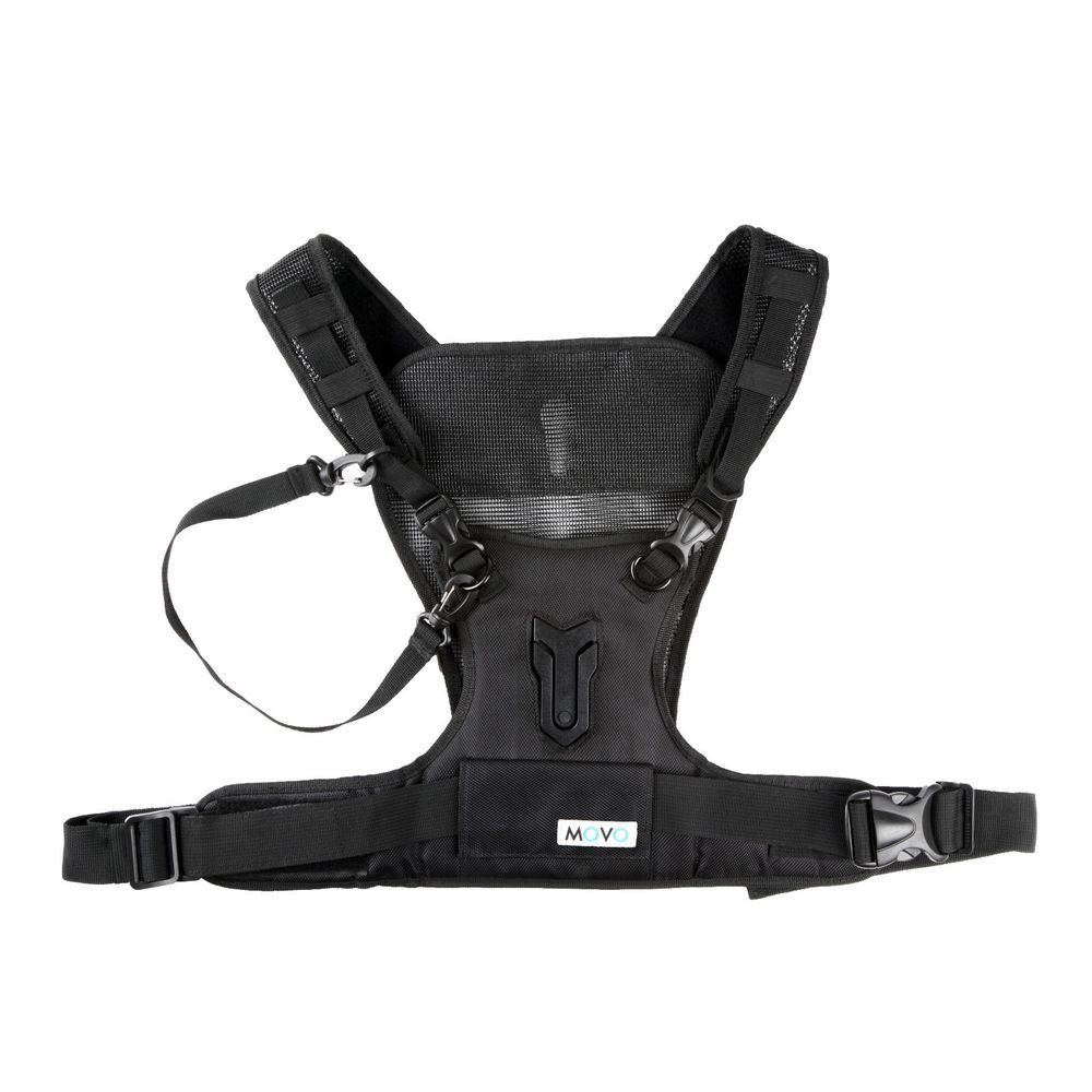 Movo Photo MB700 Universal Single Camera Carrying Vest Holster System DSLR  #Movo