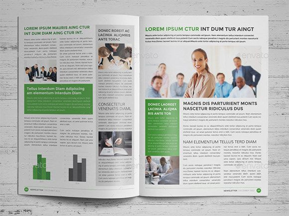 printed newsletter templates template pinterest templates