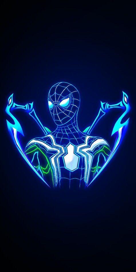 Marvel Neon Wallpapers Psicodelicos Para Tus Dispositivos