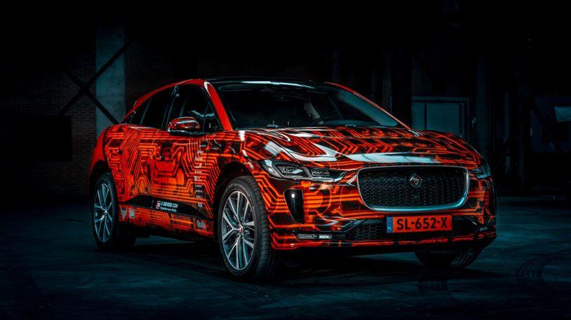 Jaguar I-Pace in Genève uitgeroepen tot Auto van het Jaar ...