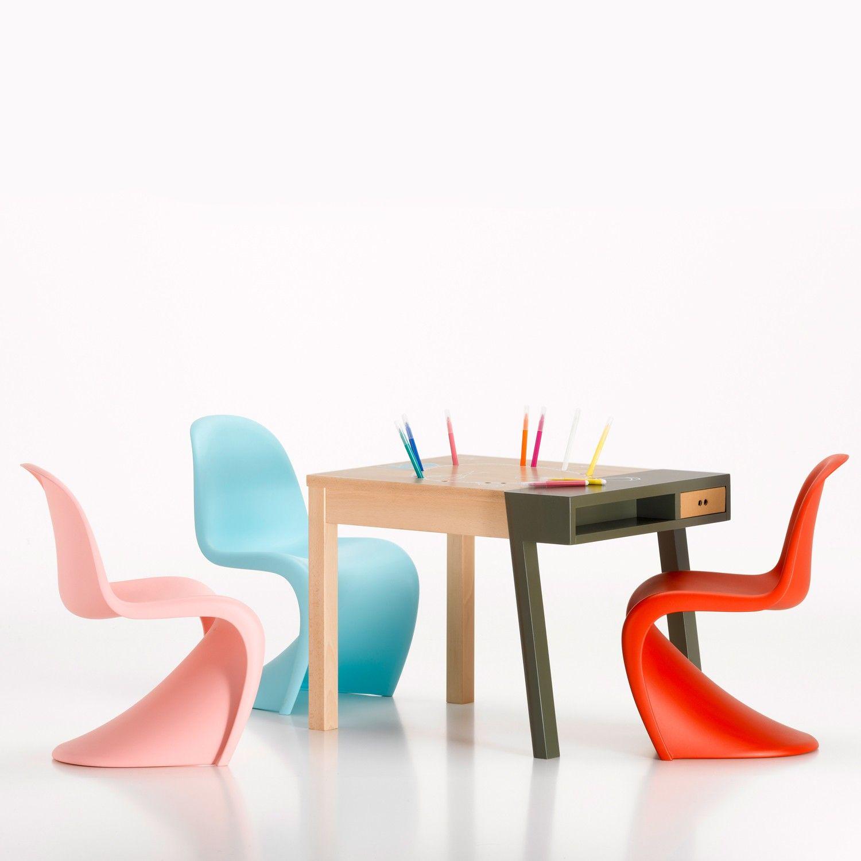 Der S Stuhl Vitra Panton Stol Panton Chair Pink Verner ...