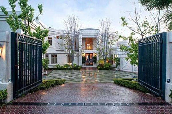 Mansion Dream House Dr Dre S House Mansions Inside Celebrity