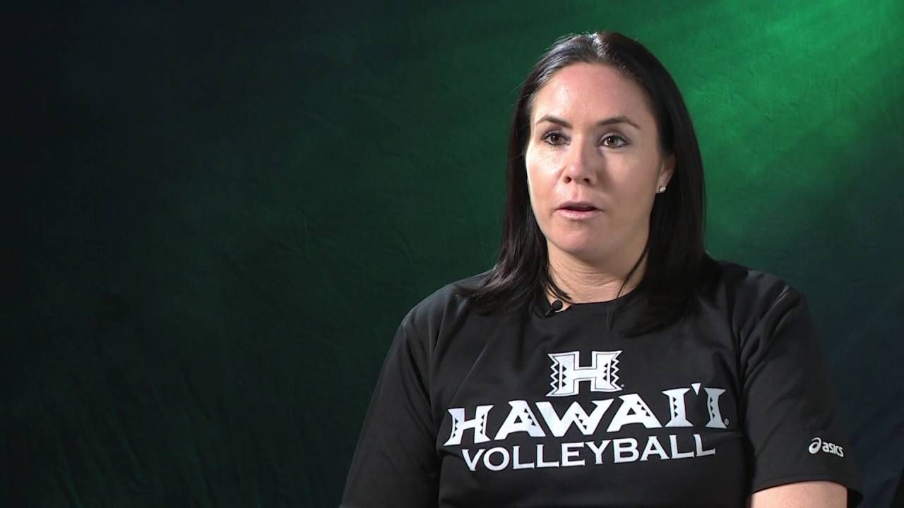 Rainbow Wahine Welcome New Coaches In 2016 Volleyball News Adidas Jacket Coaching