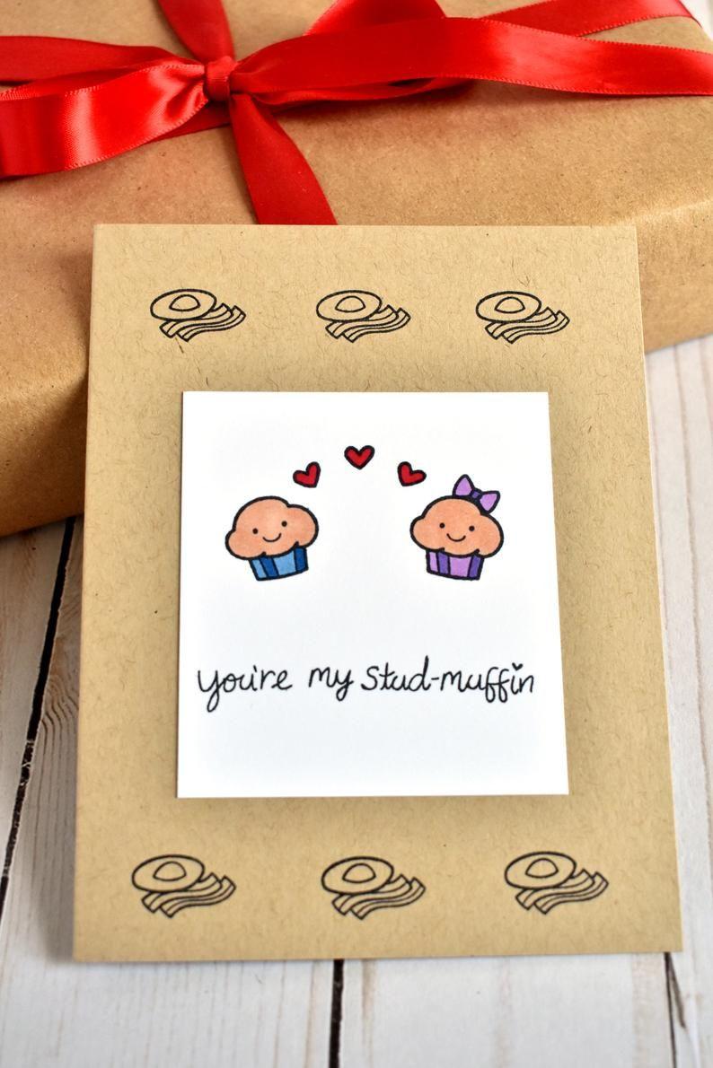 valentine card funny boyfriend card boyfriend anniversary
