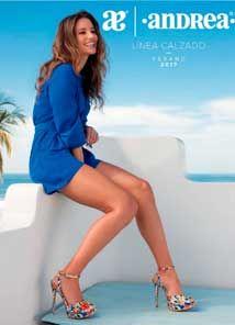 94ae702a zapatos de andrea con la linea de calzado | catalogos Andrea 2018 ...