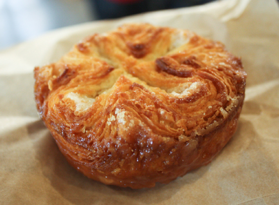 kouign amann my favorite breton pastry of like a caramelized buttery croissant