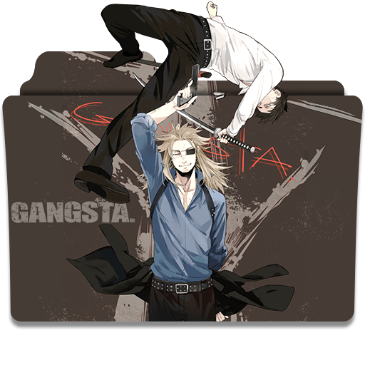 .Gangsta Gangsta anime, Gangsta, Anime