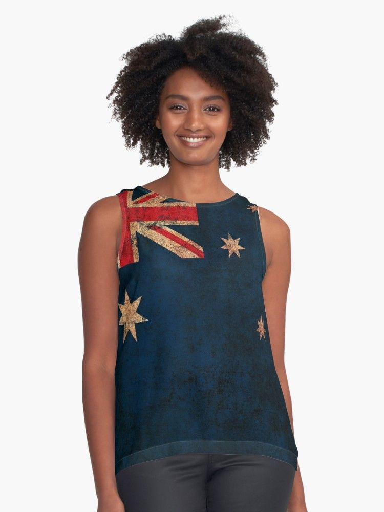 80280ed77 Love Australia ? Australian Flag T shirts in an Old Weathered Distressed  Worn Out Grunge Style. great gift for proud aussie patriots or vacation  holidays ...