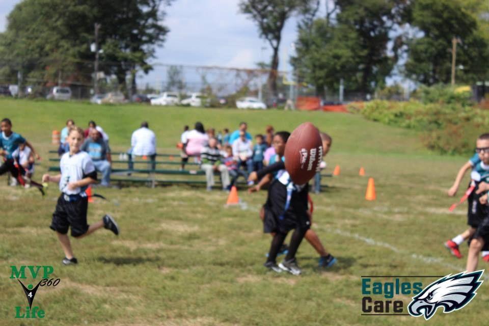 MVP360 Eagles Flag Football league! 1012 year olds