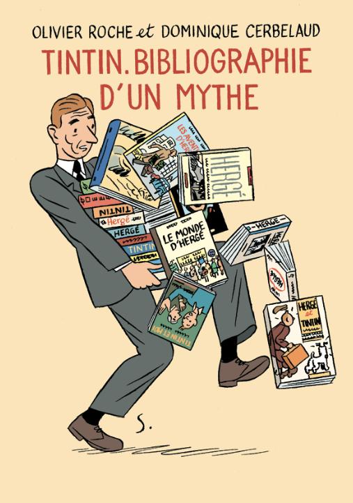Stanislas Barthélémy: Tintin - Bibliographie d'un mythe