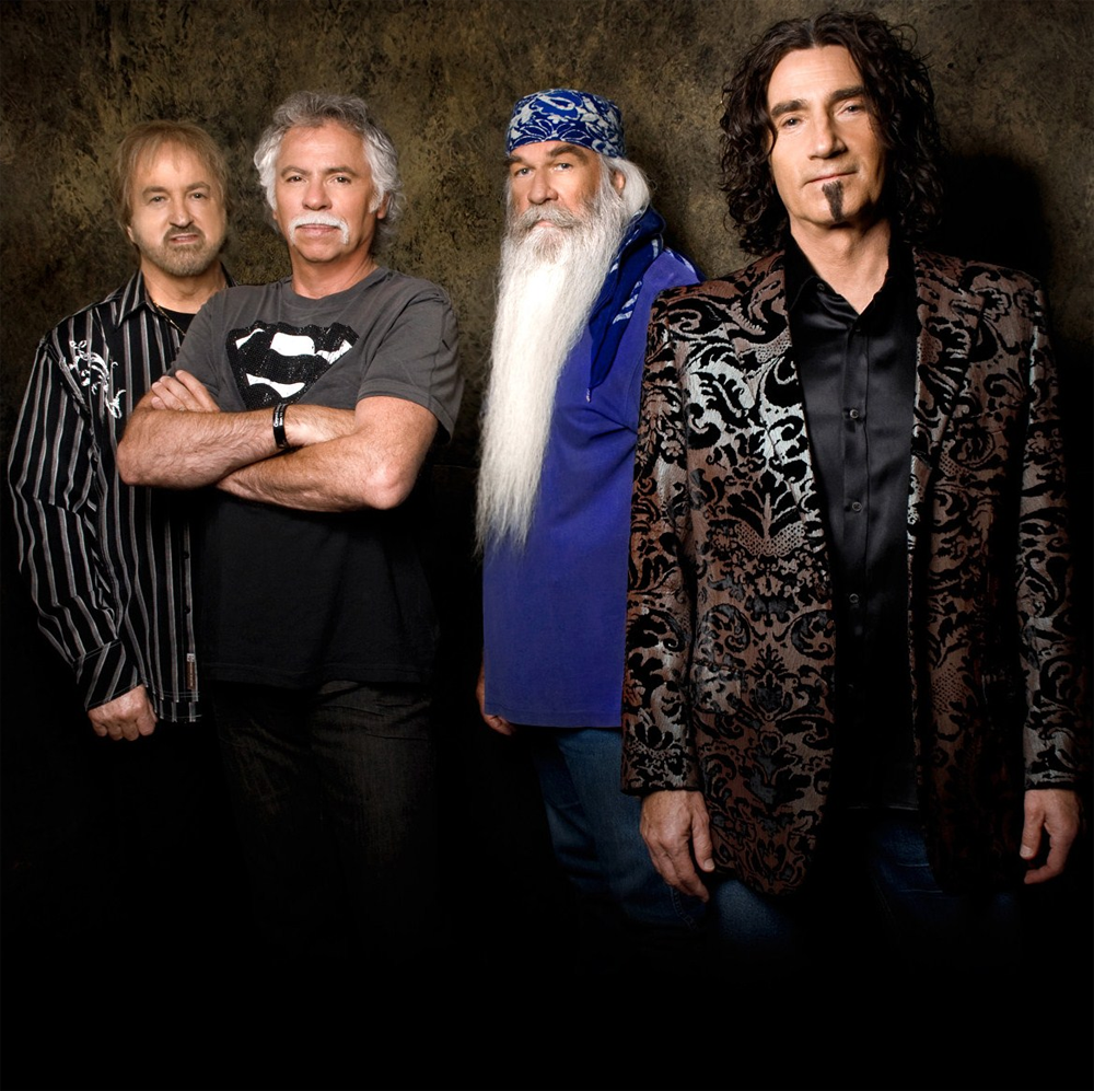 The Oak Ridge Boys announces Christmas Celebration Tour Dates ...