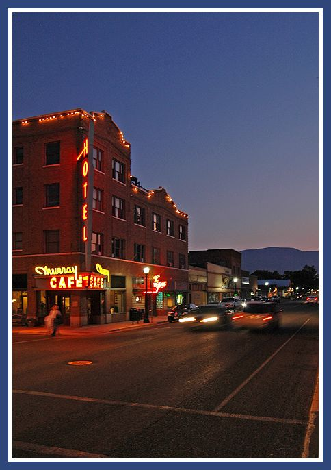 The Murray Hotel Livingston Montana