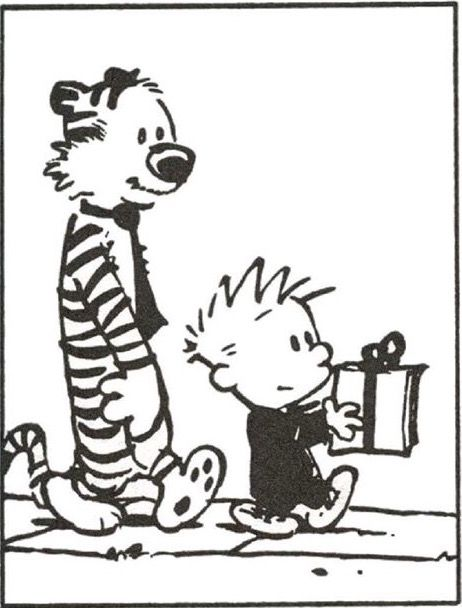 Pin On Calvin And Hobbes