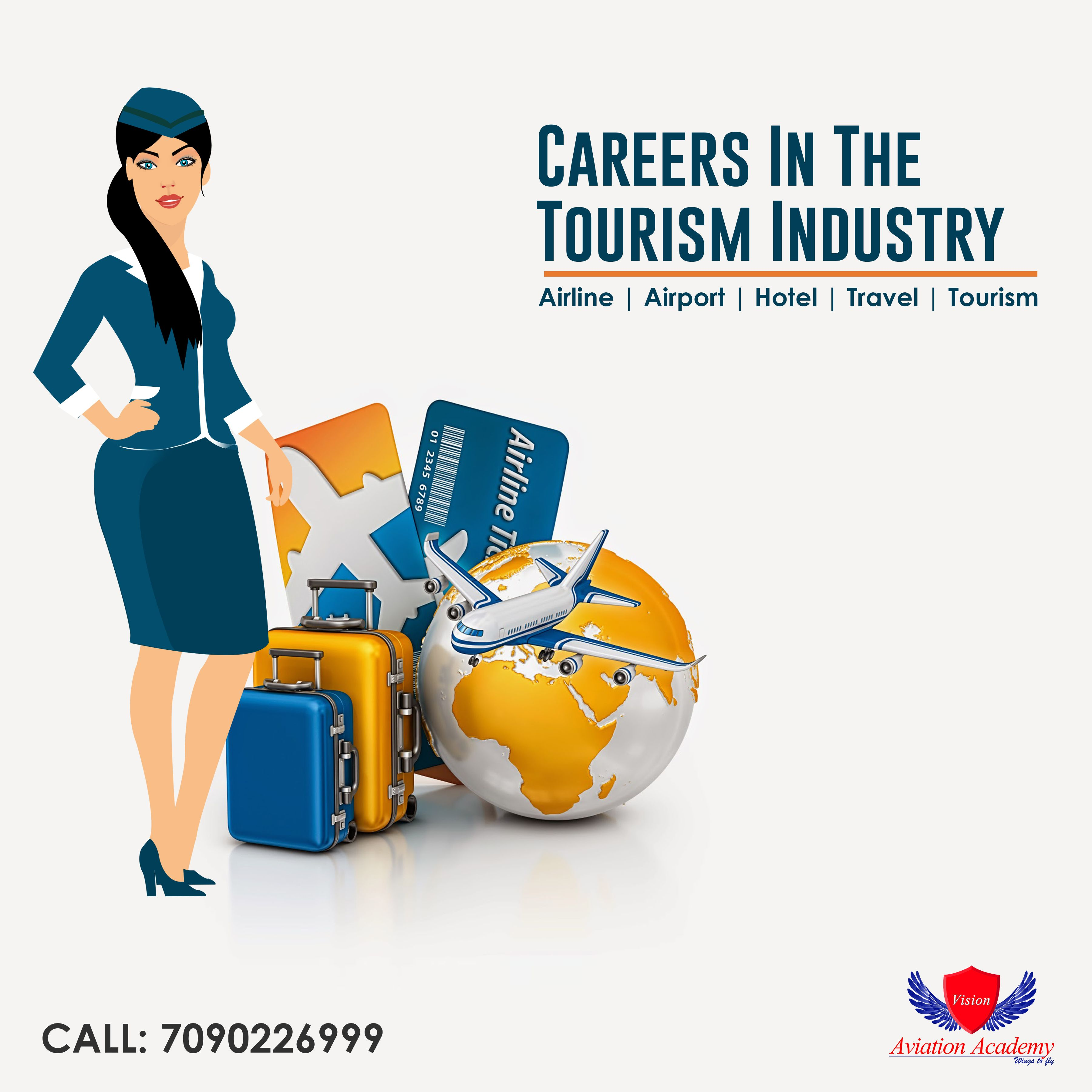 Careers in the tourism industry vision aviation academy get careers in the tourism industry vision aviation academy get certification training in airline xflitez Image collections