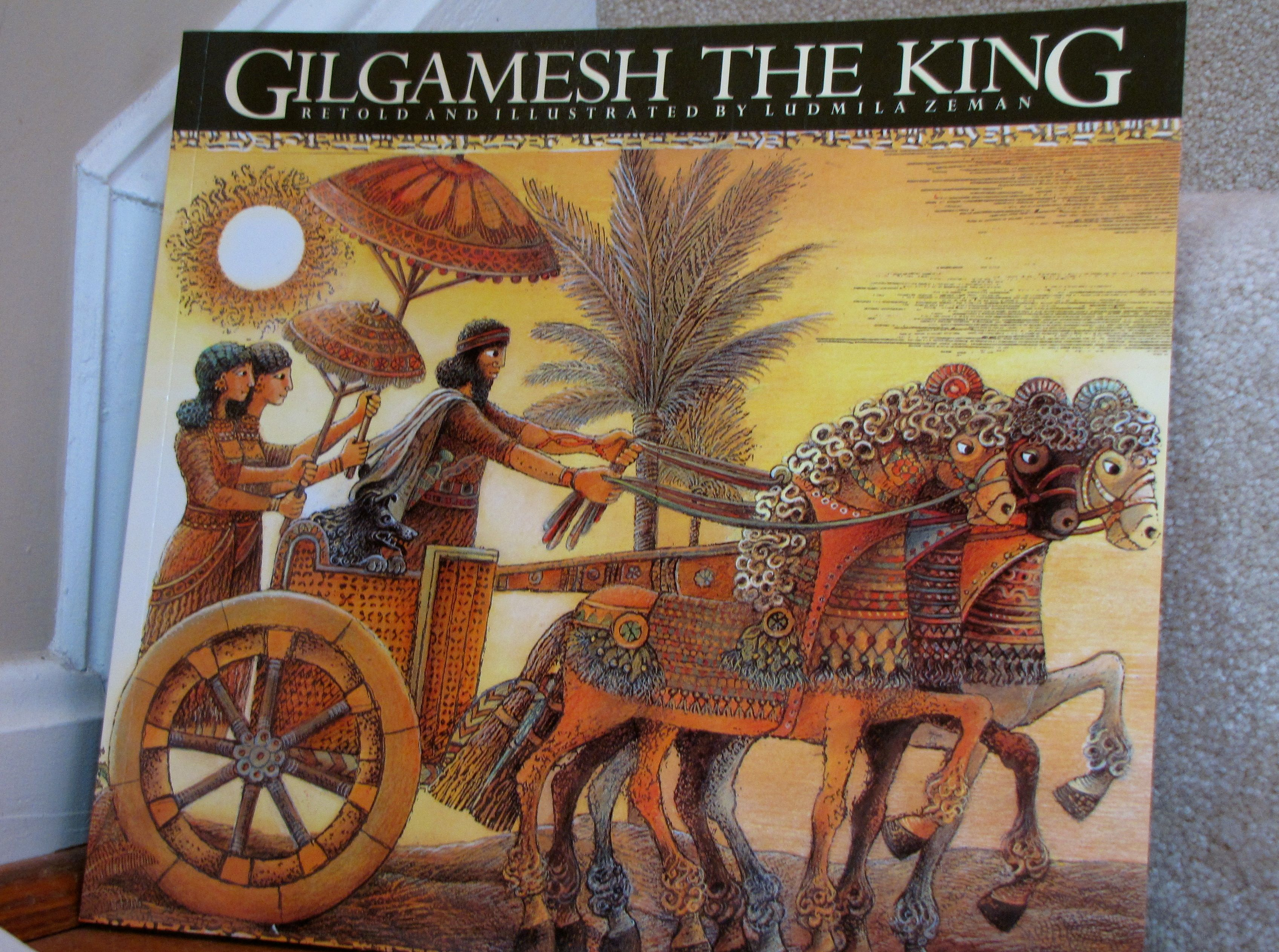 epic of gilgamesh moral lesson