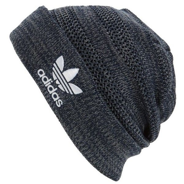 78e0a3a038e Men s Adidas Knit Beanie ( 26) ❤ liked on Polyvore featuring men s fashion