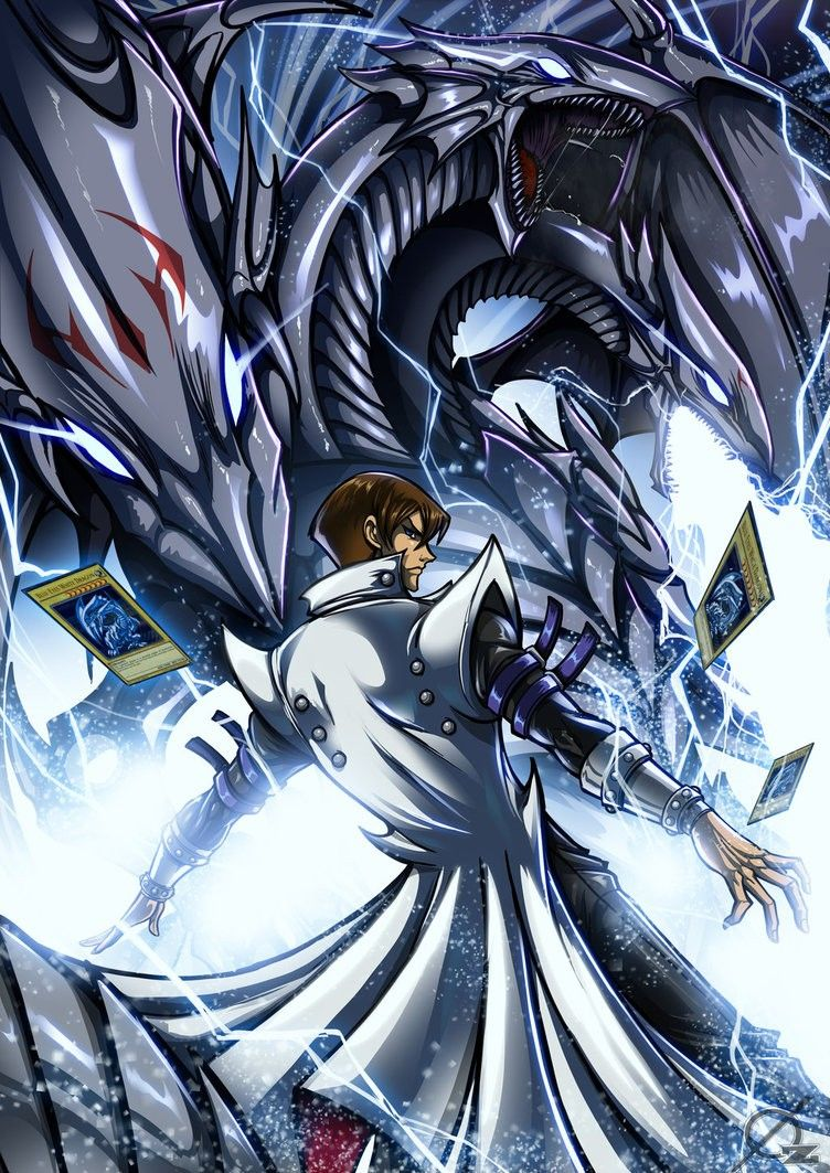 Step Kaiba And Ultimate Blue Eyes White Dragon Yugioh
