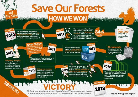 Forest Victory Story