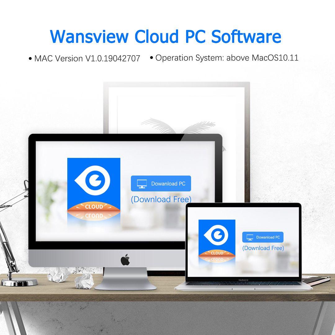 Wansview Cloud Pc Software Mac Verison Cloud Pc Software Outdoor Camera
