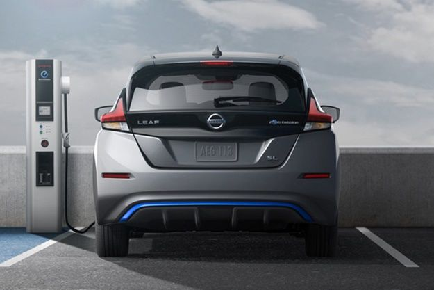2020 Nissan Leaf Price Review Release Date Nissan Leaf